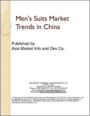 Men's Suits Market Trends in China