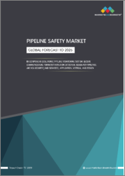 Pipeline Safety Market by Component (Solutions (Pipeline Monitoring System, Secure Communication, Perimeter Intrusion Detection, SCADA for Pipelines, and ICS Security) and Services), Application, Vertical, and Region - Global Forecast to 2025