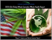 2020 USA/Global Whole Cannabis/Whole Health, Phase 2 Industry and Market Analysis Overview Report