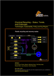 Chemical Recycling - Status, Trends, and Challenges: Technologies, Sustainability, Policy and Key Players