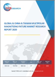 Global & China & Taiwan Multipolar Magnetizing Fixture Market Research Report 2020