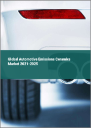 Global Automotive Emissions Ceramics Market 2020-2024