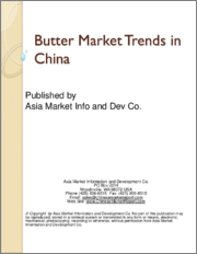 Butter Market Trends in China