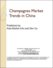 Champagnes Market Trends in China