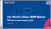 The World Cellular M2M Market - Dataset & Report: Technologies & Market Forecasts up to 2025