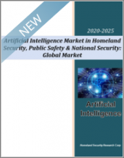 Artificial Intelligence Market with COVID-19 Impact in Homeland Security & Public Safety 2020-2025: Artificial Intelligence is Forecast to Grow at a 2019-2025 CAGR of 18.5%