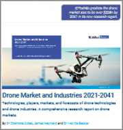 Drone Market and Industries 2021-2041