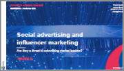 Social Advertising and Influencer Marketing: Are They a Threat to Advertising Market Leaders?