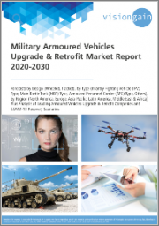 Military Armored Vehicles Upgrade & Retrofit Market Report 2020-2030: Forecasts by Design (Wheeled, Tracked), by Type, by Region, Analysis of Leading Armored Vehicles Upgrade & Retrofit Companies and COVID-19 Recovery Scenarios
