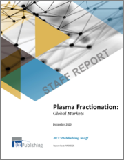 Plasma Fractionation: Global Markets