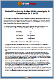 Global Electricity & Gas Utility Analysis & Forecasts Ed 2 2021