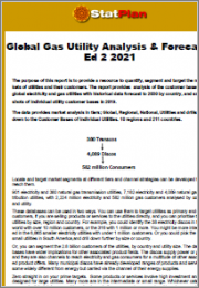 Global Gas Utility Analysis & Forecasts Ed 2 2021