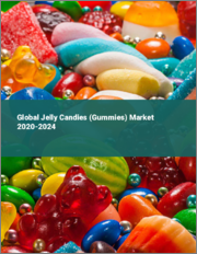 Global Jelly Candies (Gummies) Market 2020-2024