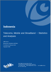 Indonesia - Telecoms, Mobile and Broadband - Statistics and Analyses