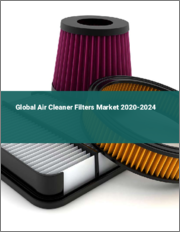 Global Air Cleaner Filters Market 2020-2024