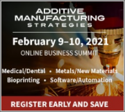 Additive Manufacturing in Dentistry 2021