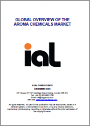 Global Overview of the Aroma Chemicals Market - 2nd Edition