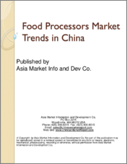 Food Processors Market Trends in China
