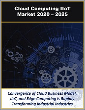 Cloud Computing in Industrial IoT: Cloud-based IIoT Software, Platforms, and Edge Computing Infrastructure 2020 - 2025