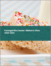 Packaged Rice Snacks Market in China 2020-2024