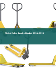 Global Pallet Trucks Market 2020-2024