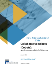 Collaborative Robots (Cobots): Applications and Global Markets