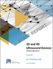 3D and 4D Ultrasound Devices: Global Markets