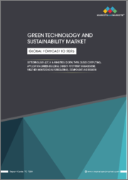 Green Technology and Sustainability Market by Technology (IoT, AI & Analytics, Digital Twin, Cloud Computing), Application (Green Building, Carbon Footprint Management, Weather Monitoring & Forecasting), Component, and Region - Global Forecast to 2025