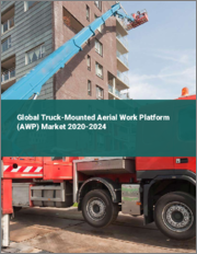 Global Truck-Mounted Aerial Work Platform (AWP) Market 2020-2024