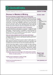 Drones in Metals and Mining - Thematic Research