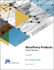 Biorefinery Products: Global Markets
