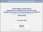 Global Offshore Wind Market (Equipment, Installation & Turbine Services): Insights & Forecast with Potential Impact of COVID-19 (2020-2024)