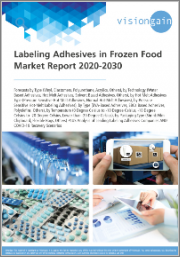 Labeling Adhesives in Frozen Food Market Report 2020-2030: Forecasts by Type, by Technology, by Temperature, by Packaging Type, plus Analysis of Leading Companies, and COVID-19 Recovery Scenarios