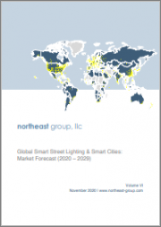 Global Smart Street Lighting & Smart Cities: Market Forecast (2020-2029)