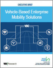 Vehicle-Based Enterprise Mobility Solutions