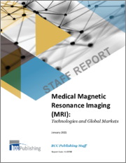 Medical Magnetic Resonance Imaging (MRI): Technologies and Global Markets