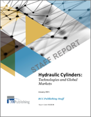 Hydraulic Cylinders: Technologies and Global Markets