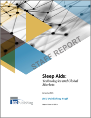 Sleep Aids: Technologies and Global Markets