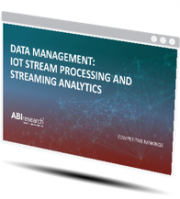 Data Management: IoT Stream Processing and Streaming Analytics Competitive Ranking