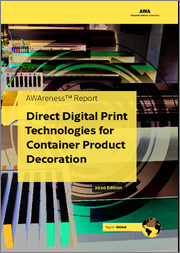 Direct Digital Print Technologies for Container Product Decoration 2020