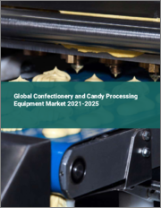 Global Confectionery and Candy Processing Equipment Market 2021-2025