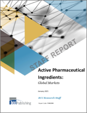 Active Pharmaceutical Ingredients: Global Markets