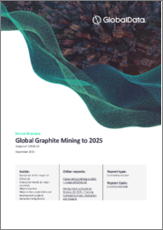 Global Graphite Mining to 2024 - Updated with Impact of COVID-19