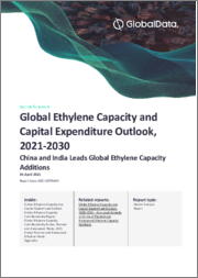 Global Ethylene Capacity and Capital Expenditure Outlook to 2030 - China and India Leads Global Ethylene Capacity Additions