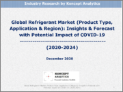 Global Refrigerant Market (Product Type, Application & Region): Insights & Forecast with Potential Impact of COVID-19 (2020-2024)