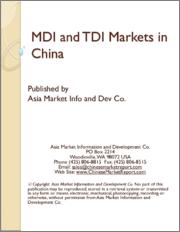 MDI and TDI Markets in China