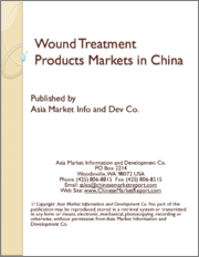 Wound Treatment Products Markets in China