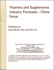 Vitamins and Supplements Industry Forecasts - China Focus