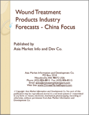 Wound Treatment Products Industry Forecasts - China Focus