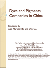 Dyes and Pigments Companies in China
